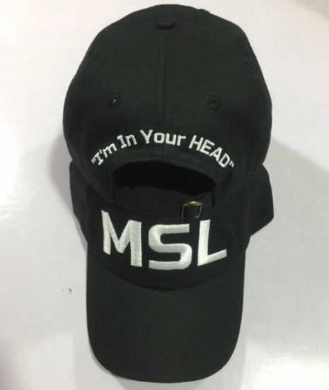 "MSL ""I'm In Your Head"" Hat - Perfect Soccer Skills"