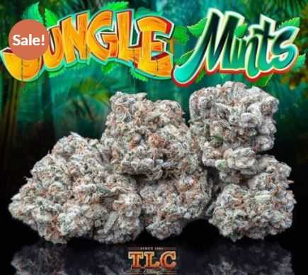 Welcome to the Jungle Boys official marijuana weed